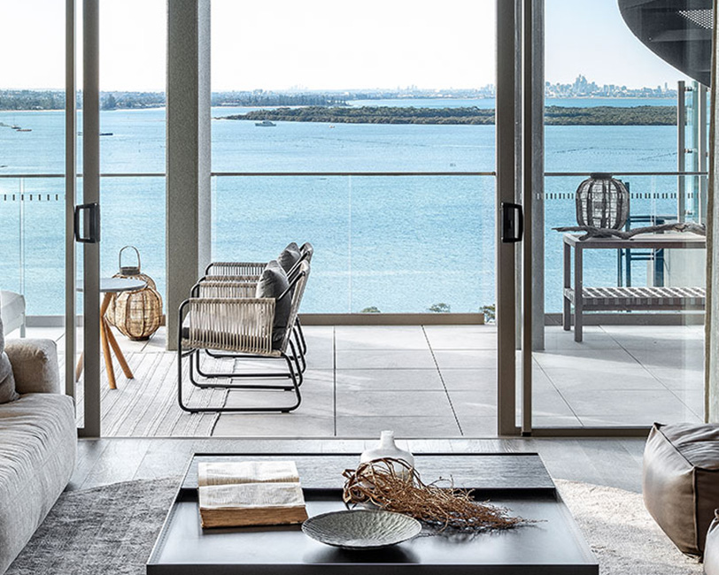 Luxury home hunters have options at Woolooware Bay