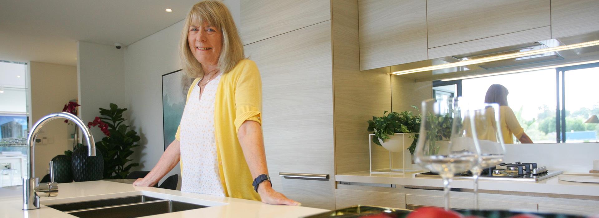 Meet Esplanade resident, Carol Blaschke