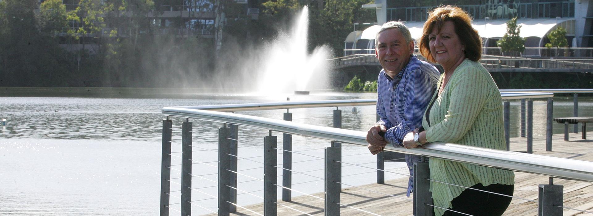 Meet the Macgregor Frasers locals since 1982